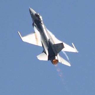 Rocky Mountain Metro Airport Open House F-16
