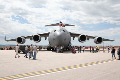 C-17, Dakota Thunder