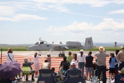 A-10, Dakota Thunder