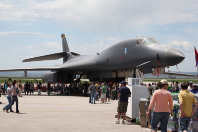 B-1B, Dakota Thunder