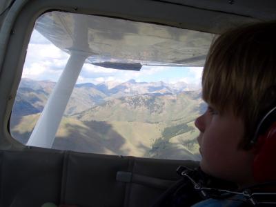 Idaho Sawtooth Range
