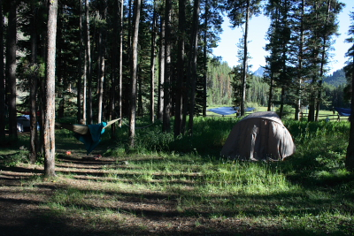Big Creek Campsite