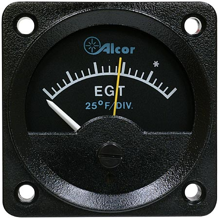 Single Point EGT gauge