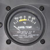 C182 carb temp
