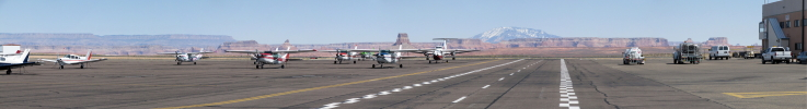 Page Arizona Airport Ramp