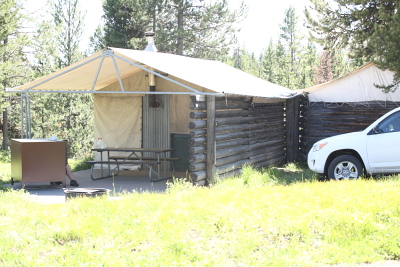 Colter Bay Tent/Cabin