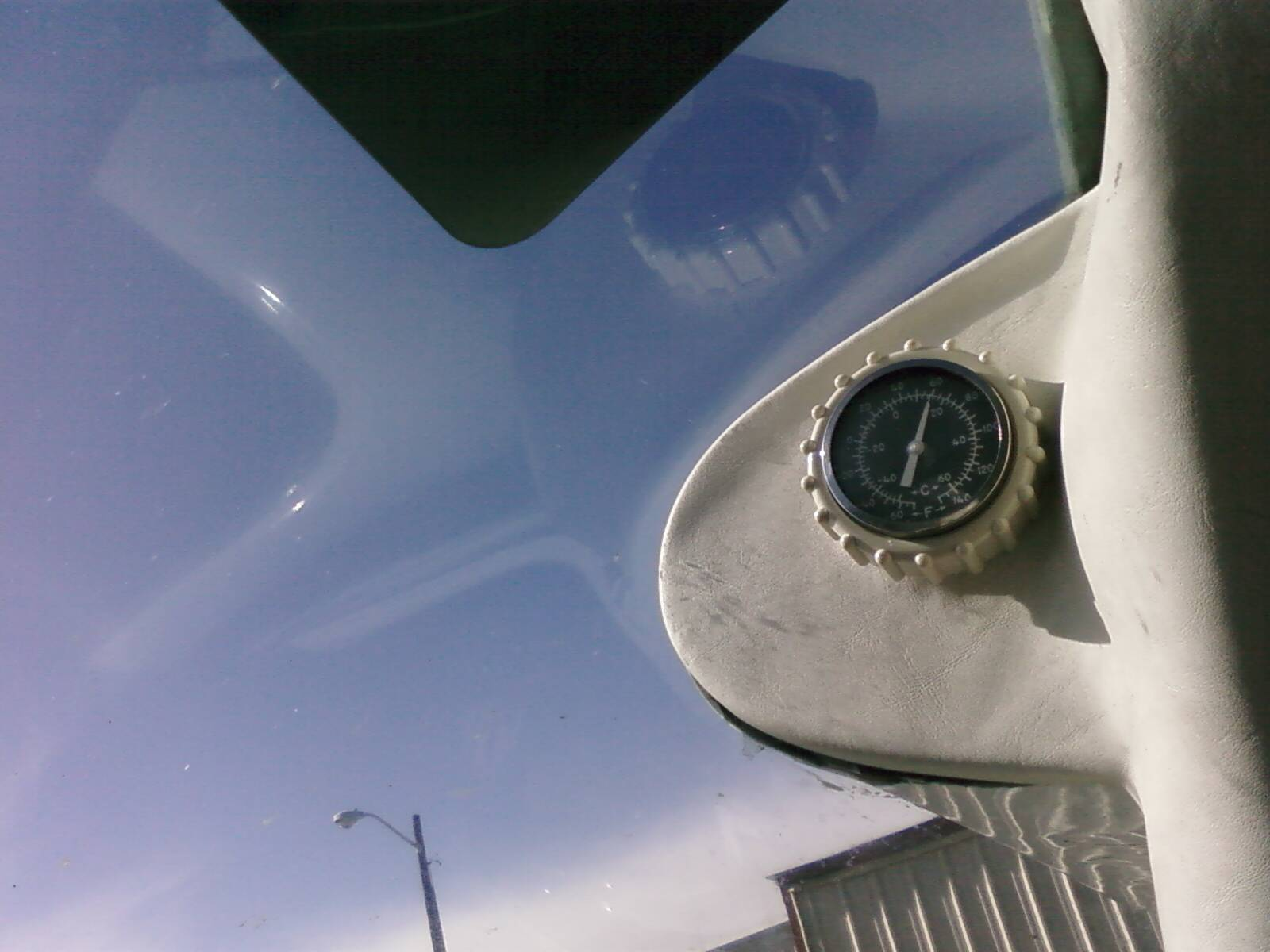 Brian's Flying Blog: Ventubes Replacement Air Vent