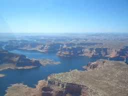 Lake Powell Aerial